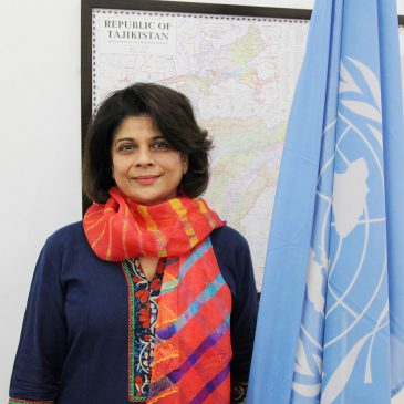 Statement by Dr (Ms) Pratibha Mehta, UN Resident Coordinator and UNDP Resident Representative in Tajikistan on the occasion of the International Human Rights Day